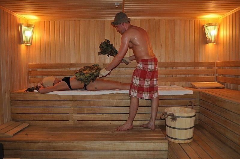 Тренажерный зал, сауна, бассейн в Москве